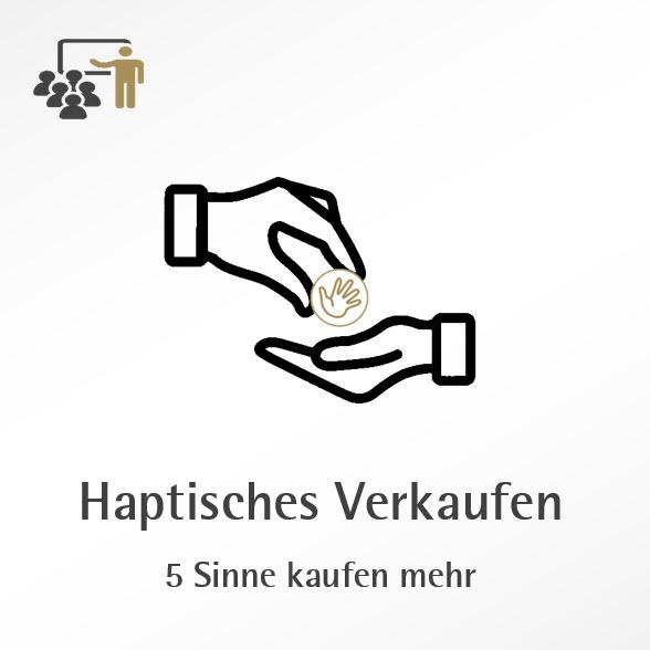 Haptisches Verkaufen